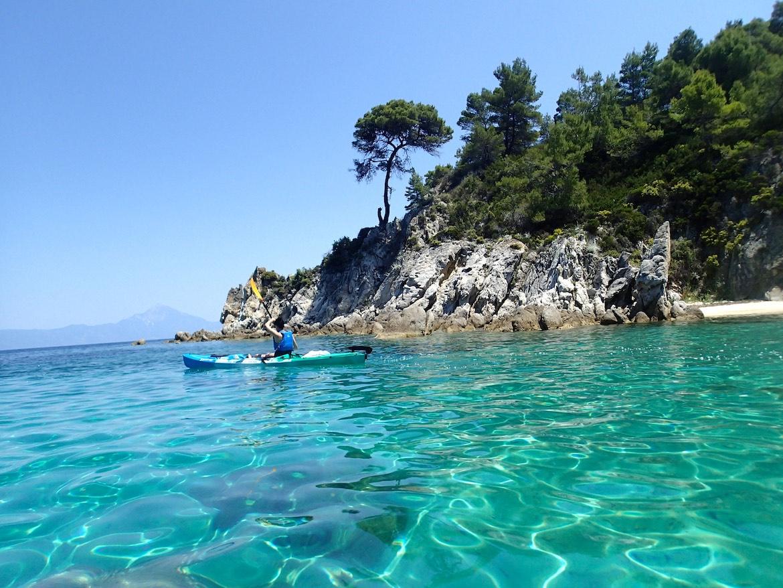 Water Sports in Sarti Halkidiki