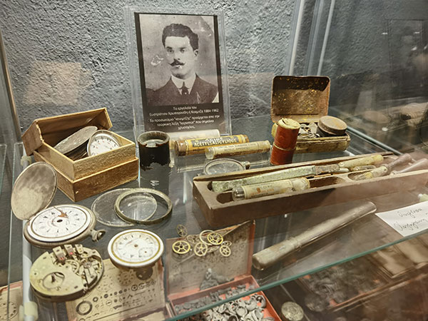 Το λαογραφικό μουσείο στη Σάρτη Σιθωνία Χαλκιδική
