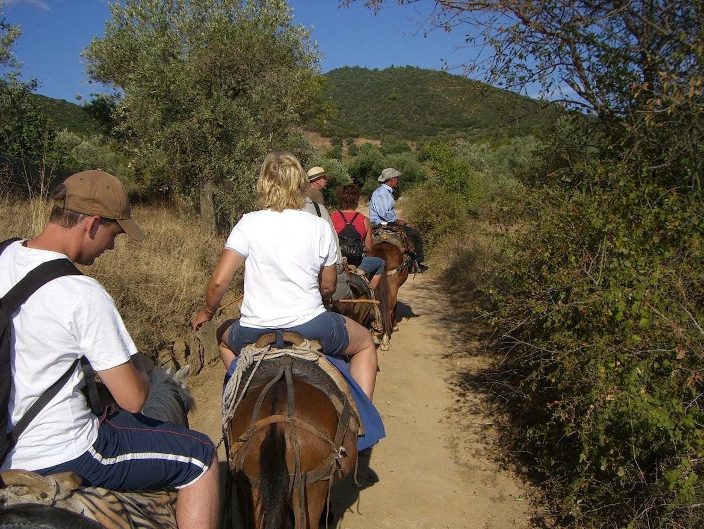 Mulli Riding in Sarti Halkidiki