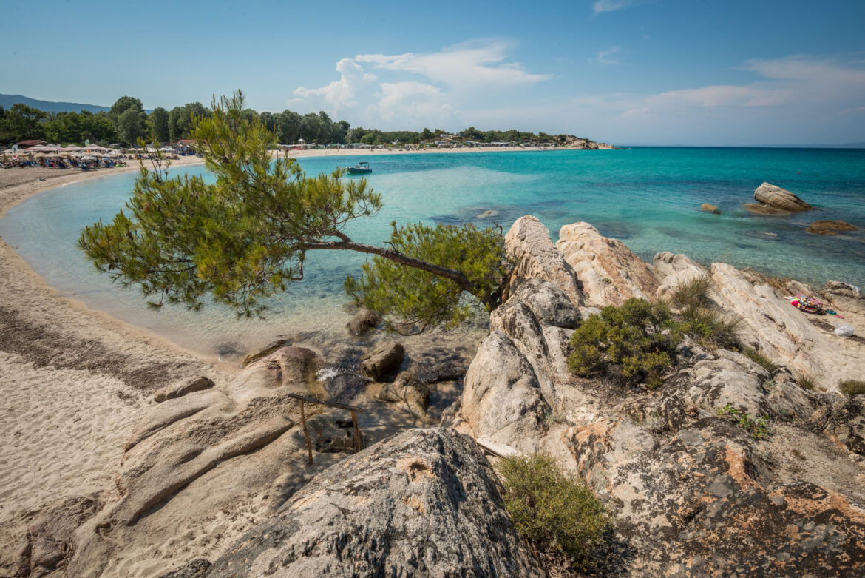 Orange Beach Sarti Halkidki